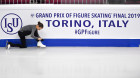 Italy Figure Skating Grand Prix Final Training