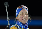 Sweden Biathlon World Cup Women Individual Competition