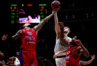 Russia Basketball Euroleague CSKA - Zalgiris