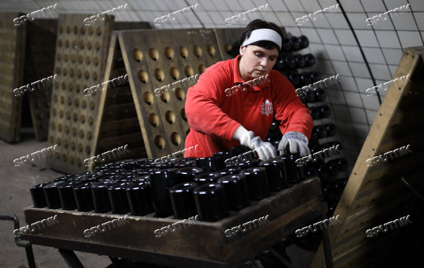 Russia Sparkling Wine Production