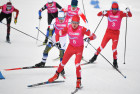 Switzerland Youth Olympic Games Cross-Country Skiing Sprint